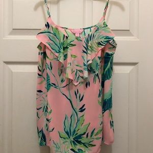 Lilly Pulitzer Chimpoiserie Karmen cami M